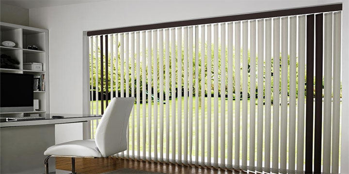 We Offer An Extensive Range Of Vertical Blinds All Made To Measure And Ideal For A Variety Of Window Designs From A Standard Window Through To Bay